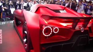 GT-Rが2020年フルモデルチェンジ?R36コンセプトか?R35ニスモと比較!動画 thumbnail