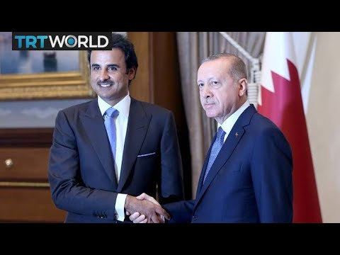 Turkey's economy stabilises after support from Qatar and other allies