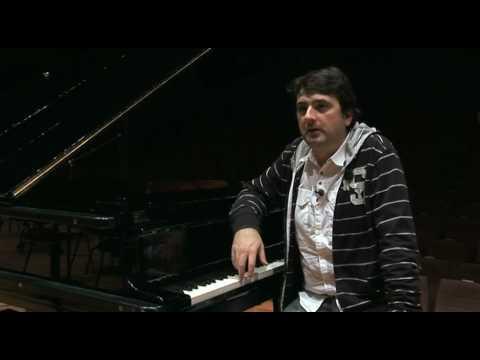 Interview de Bruno Mantovani compositeur en résidence