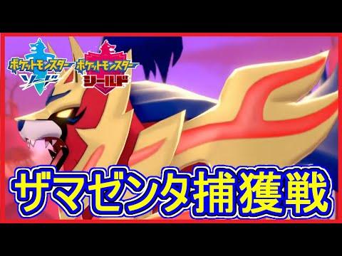 ポケモン剣盾ザマゼンタ育成論