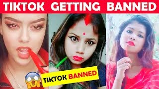 Reason Why Tiktok is Getting Banned in India | Tiktok Viral s | BBF