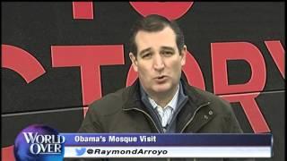 World Over - 2016-02-04– Ted Cruz Exclusive with Raymond Arroyo