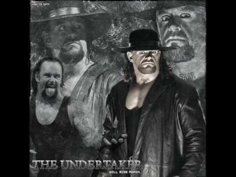 The Undertaker's Old Theme dead man walking - YouTube