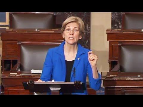 "Warren: Trumpcare Kills The Poor For ""Blood Money"" Billionaire Tax Cuts"