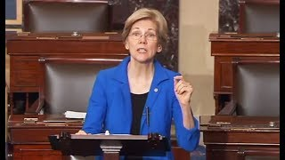 Warren: Trumpcare Kills The Poor For