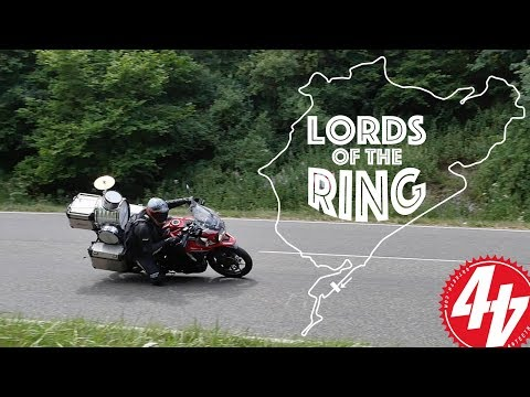 Lords of the Ring EP01: Touring Overload