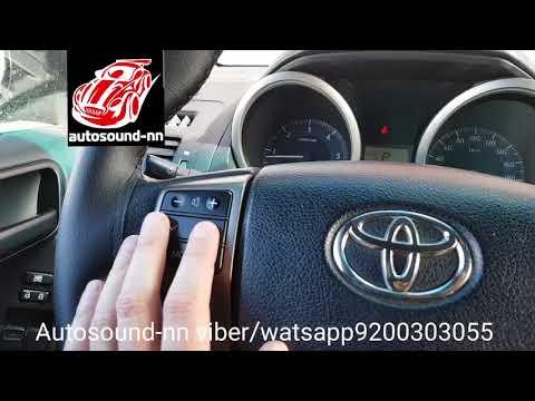 "Штатная Магнитола ZH Toyota Prado 150(2010+)9""(8 ядер 2/32)android 7.1"