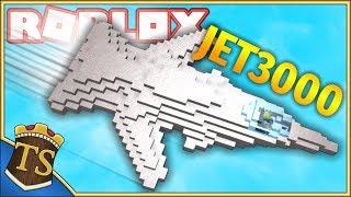 Dansk Roblox | Build A Boat For Treasure - Flyver Superhurtig Jet3000!