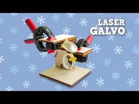 Laser Galvo - Arduino Controlled: 7 Steps (with Pictures)