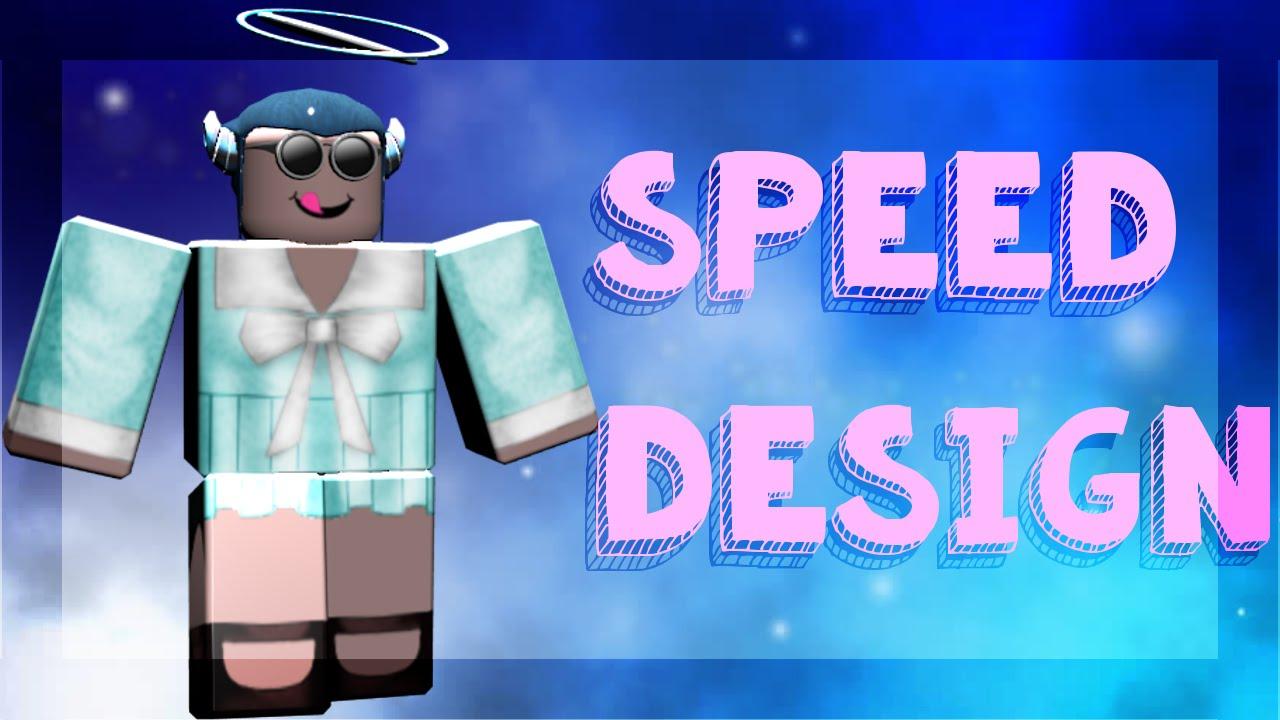 134fef959c5 ROBLOX Speed Design || Pastel Mint Blue Dress by Miso Soup