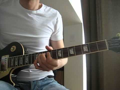 I Will Survive - Cake (Guitar Solo) - YouTube