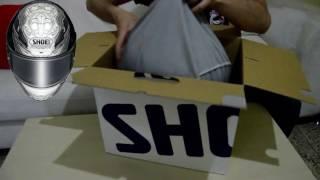 Shoei Nxr1200 RF İnceleme İzmir Türkçe