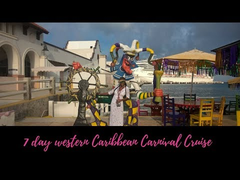 Suety Travel Diaries 7 Day Western Caribbean Carnival Glory Cruise