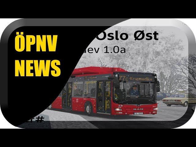 ÖPNV News #50 Neues Addon für TSW2020, Viel Omsi 2 und eine neue LOTUS Strecke