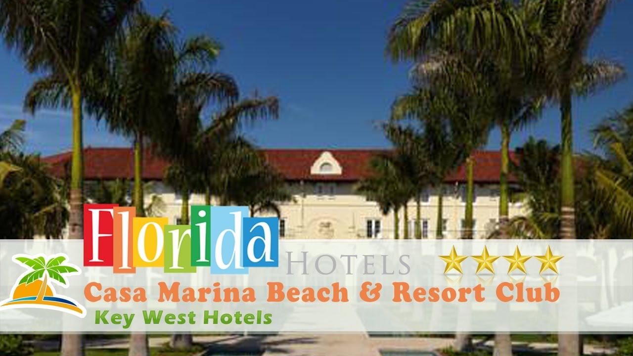 Casa Marina Beach Resort Club Waldorf Astoria Key West Hotels Florida