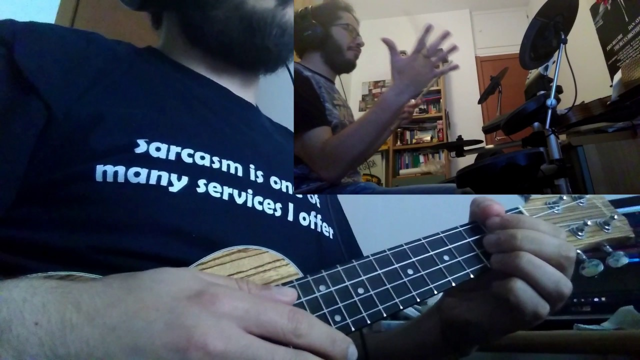 Drowning Pool   Let The Bodies Hit The Floor (ukulele Cover)