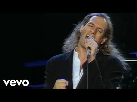 Video - Michael Bolton - When a Man Loves a Woman