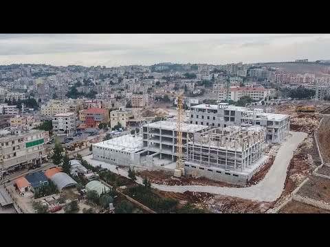 Construction of new saray Nabatieh - Lebanon (Phase 1) by YAMEN
