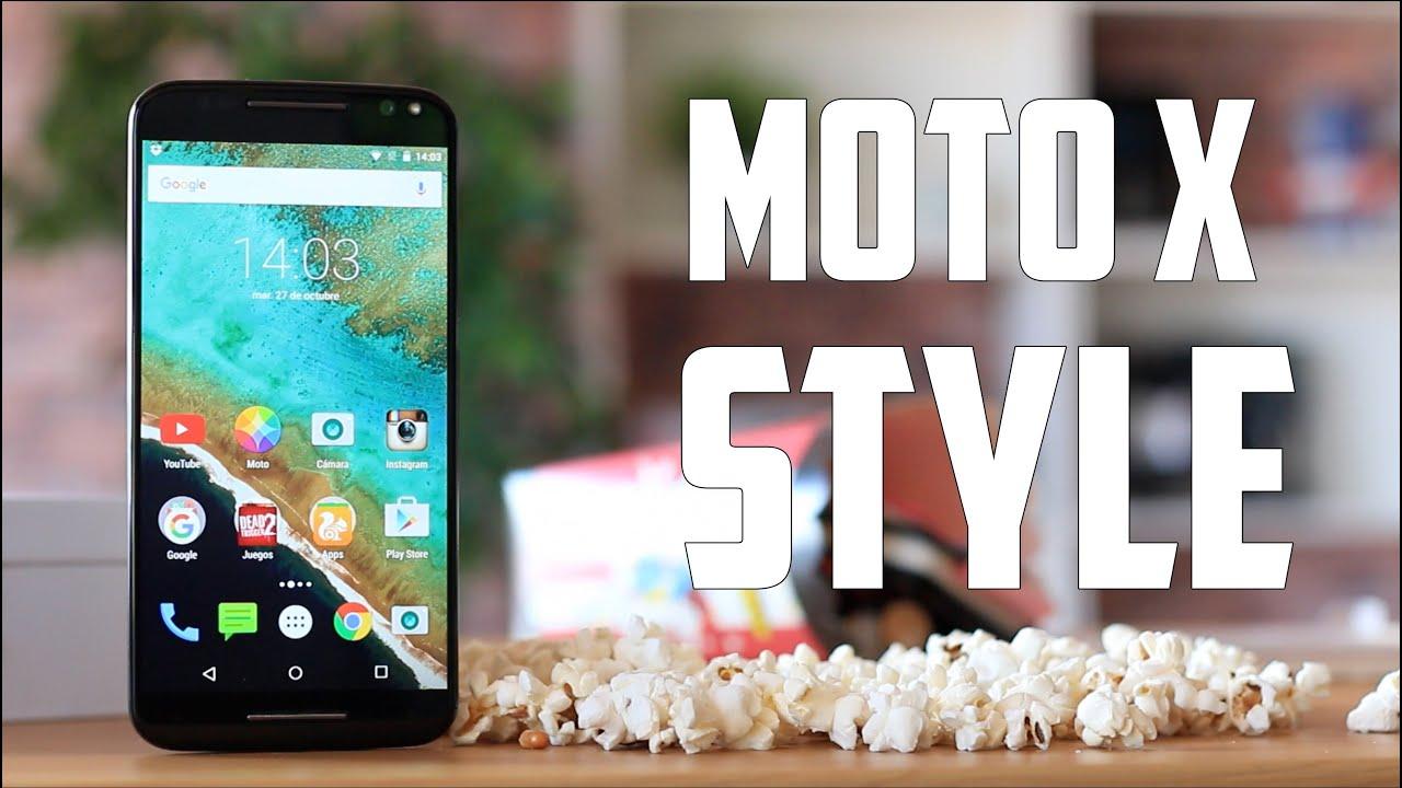 Motorola moto x style review en espaol youtube its youtube uninterrupted ccuart Gallery