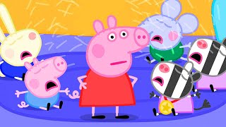 Download Peppa Pig official Channel | Peppa Pig at Elephant Edmond's Birthday Party Mp3 and Videos