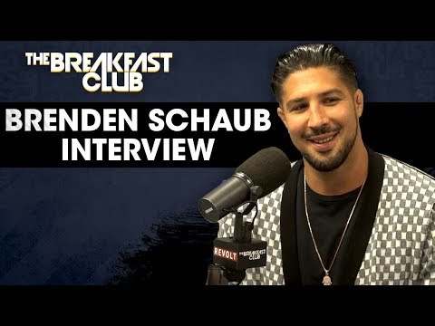 Brenden Schaub Talks MMA Fighting To Stand Up Comedy, New Showtime Special + More