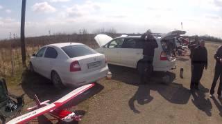 Полёты в Новодмитриевке 22.03.2015г.