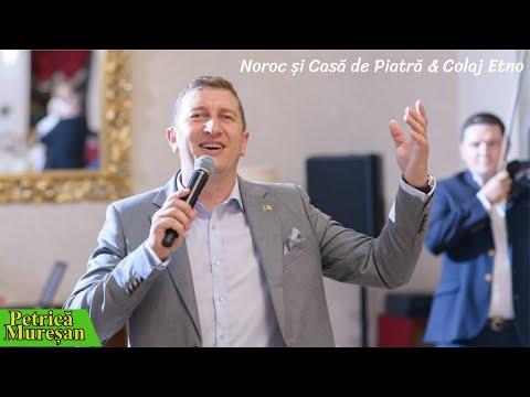 Petrică Mureșan - Noroc și Casă de Piatră & Colaj Etno [LIVE] [nunta] [2017]