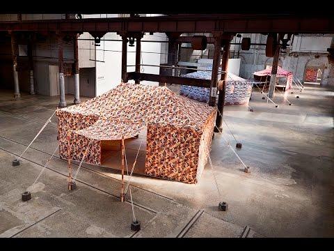 Carriageworks: Francesco Clemente – Encampment