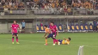 2017年6月25日(日)に行われた明治安田生命J1リーグ 第16節 仙台vsC...