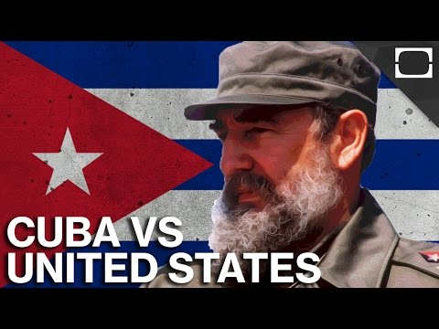 The History Of America's Cuba Embargo