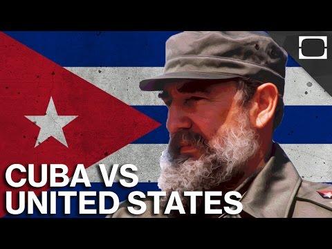 The History Of America's Cuba Embargo