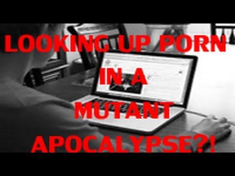 Mutant Uprising part 2 (FINAL) - Mutant apocalypse? Meh. Let's search porn