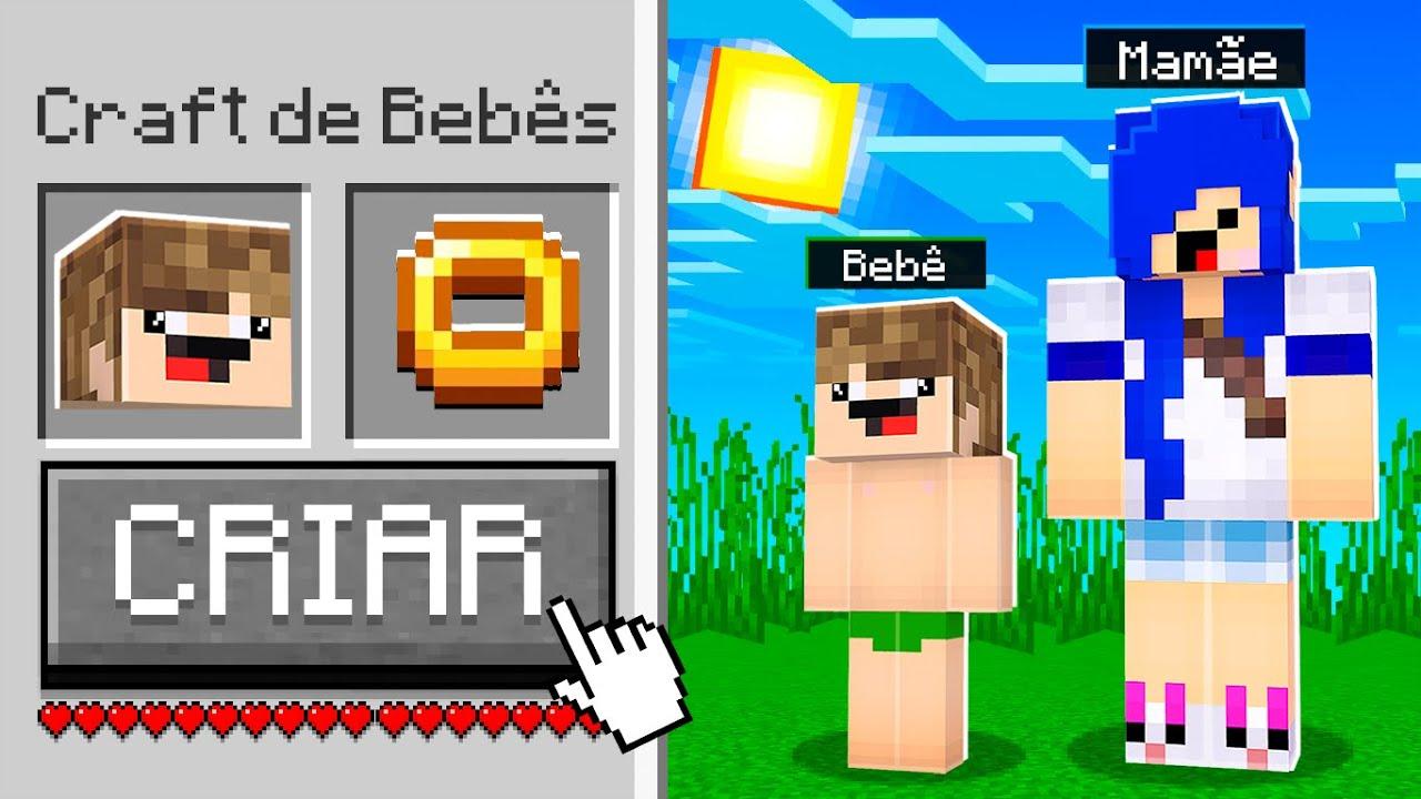 Download minecraft mas você pode fazer uma Familia!!!!