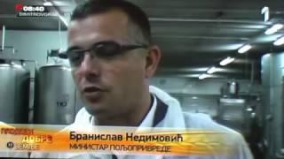 Ministar poljoprivrede u poseti Mlekari Lazar u Blacu   Gorica TV Prva