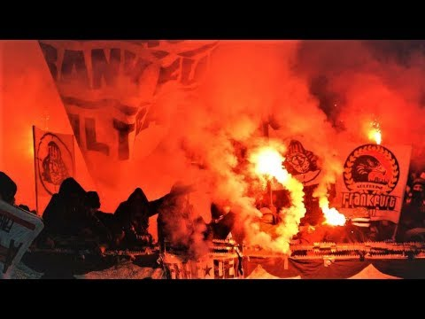 EINTRACHT FRANKFURT ULTRAS - BEST MOMENTS