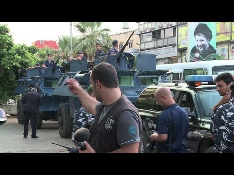 Lebanese army deploys in Hezbollah Beirut stronghold