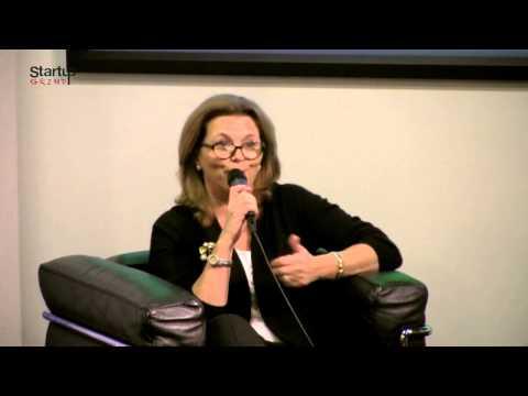 Karin SCHINTGEN [Luxfuturelab] - hosted by Startup Grind Luxembourg