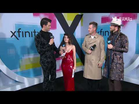Florida Georgia Line Interview - AMAs Red Carpet 2017