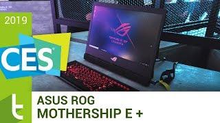 CES 2019: ASUS apresenta híbrido ROG Mothership e mais novidades gamers