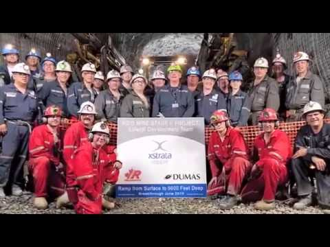 Kidd Operations:  Celebrating 50 Years of Excellence in Mining