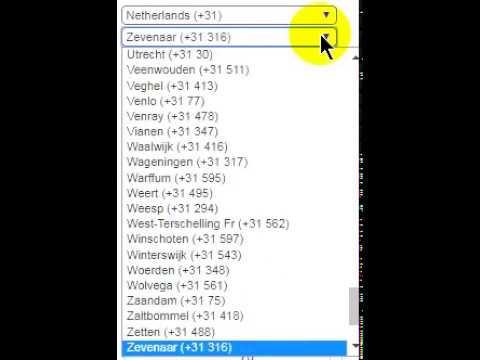 Netherlands Virtual Phone Numbers