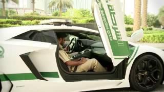 POLICE DUBAI IN ACTION