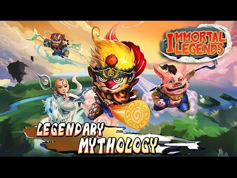Immortal Legends TD - Android Gameplay HD