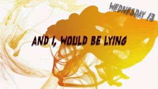 Wednesday 13 - Bad Things [Lyric Video]