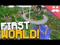 HERMITCRAFT 2013: My First Builds as a Hermit!