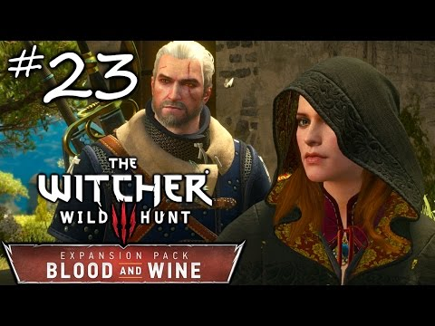 Undercover Duchess - The Witcher 3 Blood and Wine DLC Walkthrough Part 23
