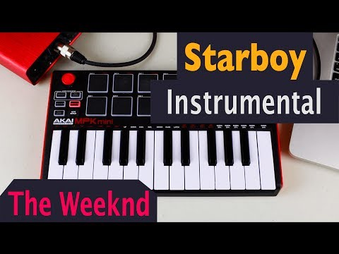 The Weeknd - Starboy ft. Daft Punk - Instrumental