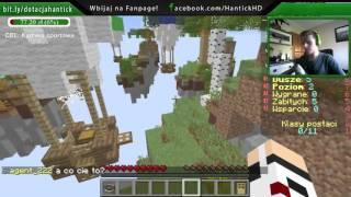 Minecraftowa transmisja