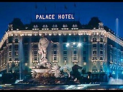 Llamada telefónica al hotel Palace de Madrid (España) de un estudiante francés (clases de español)
