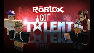 Playing Roblox's Got Talent!!!! Roblox Gameplay! HAHA